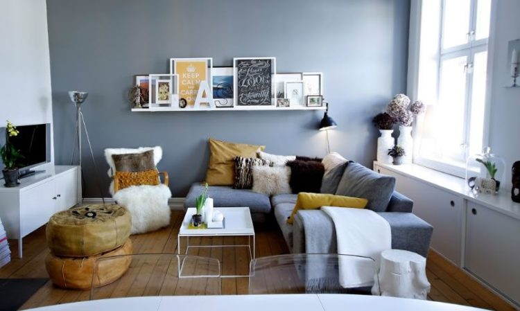 The Best Living Room Wall Art Décor Ideas for 2019