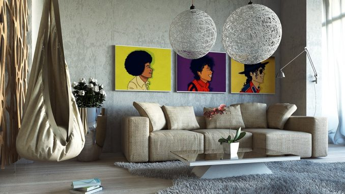 The Best Living Room Wall Art Décor Ideas for 2019